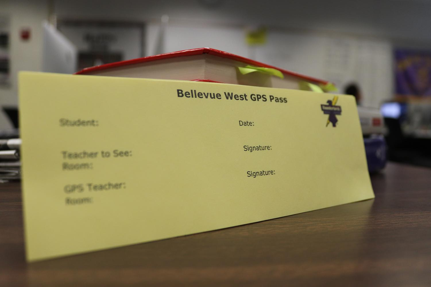 West implements new GPS pass system