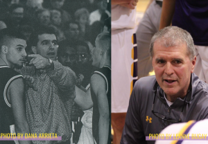 Photo Essay: Bellevue West Boys Basketball – Then & Now