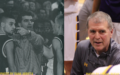 Photo Essay: Bellevue West Boys Basketball - Then & Now