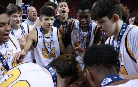 Photo Essay: boys basketball wins NSAA State Championship against Millard North
