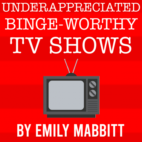 Sports editor Emily Mabbitt shares must-watch, binge worthy TV shows