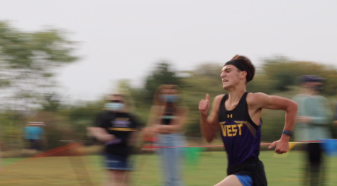 From the sidelines: Cross Country