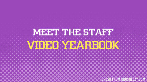 Meet the Video Yearbook staff