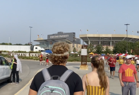 Ames Day: Director Meg Gross takes viewers with her for Iowa State game day