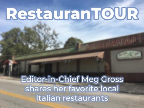 RestauranTOUR: Editor-in-Chief Meg Gross shares her favorite local Italian restaurants