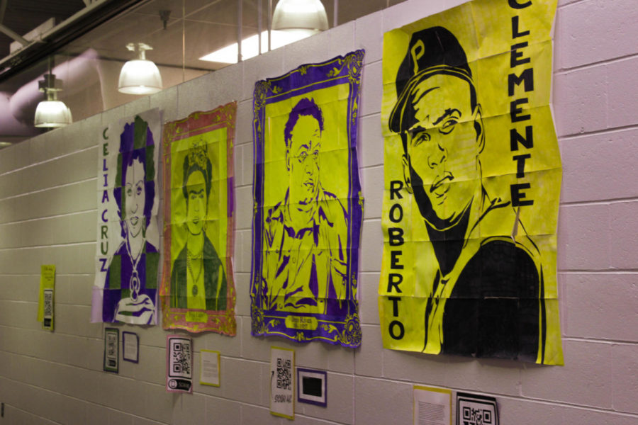 Students reflect on their culture during Hispanic Heritage Month