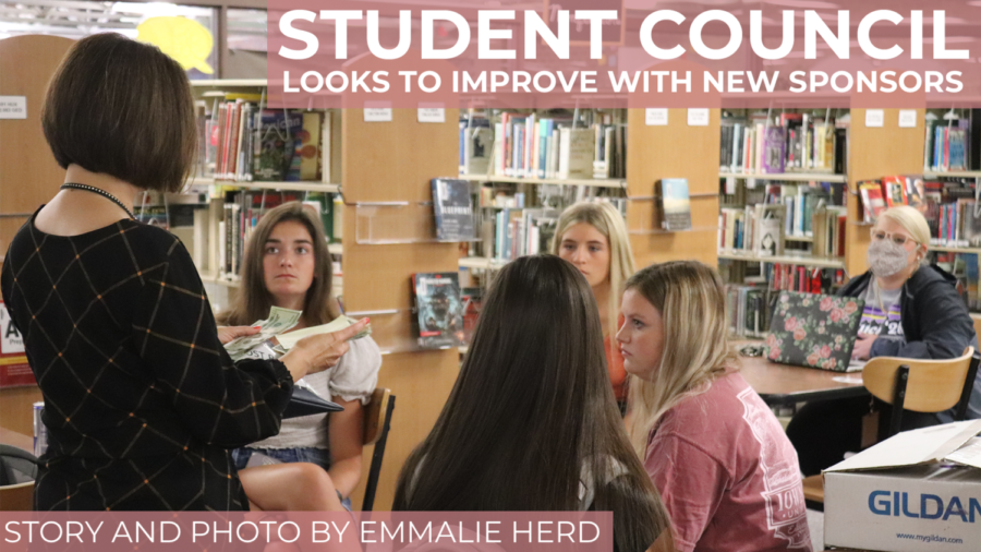 Student Council looks to improve with new sponsors