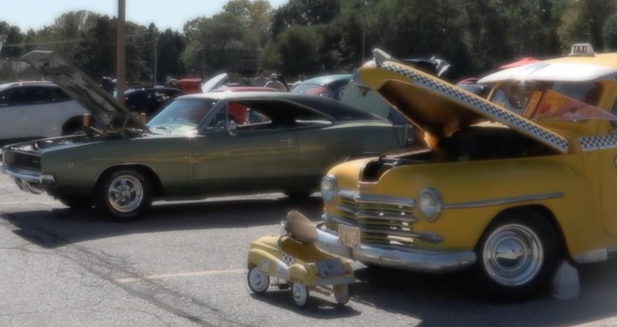 JROTC holds their fourth annual car show