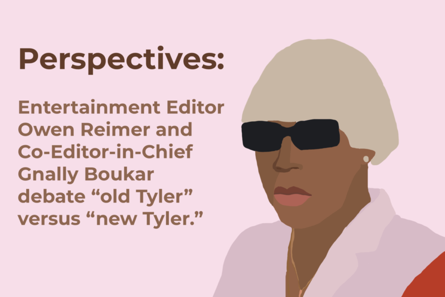 Perspectives: Tyler the Creator's old music masters the balance between vulnerability and violence